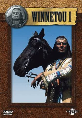 WINNETOU 1 - Apache Gold [DVD]