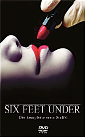DVD SIX FEET UNDER STAFFEL 1