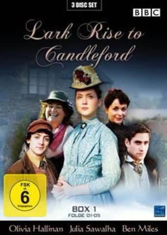 Lark Rise to Candleford, Box 1, Folgen 01-05 [3 DVDs]