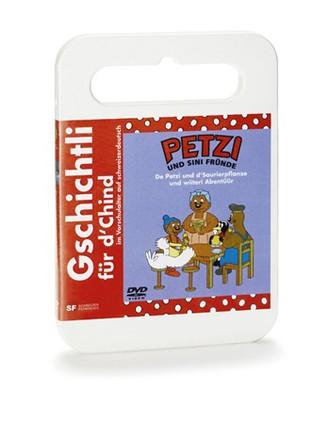 Petzi & Sini Fründe - De Petzi Und D'saurierpflanze