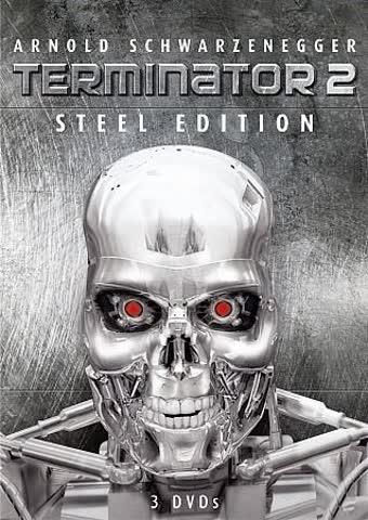 Terminator 2: Tag Der Abrechnung - Steelbook Edition