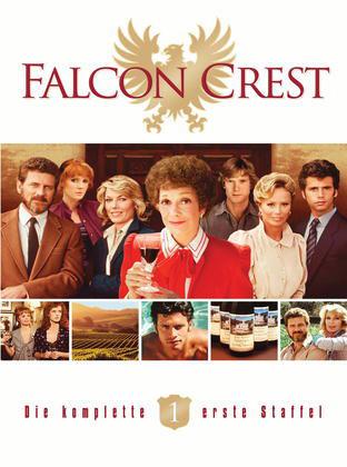Falcon Crest - Staffel 1 (4 Discs)