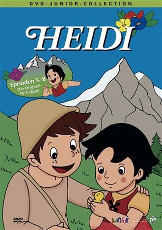 Heidi - Episode 05-08