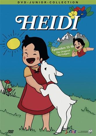 Heidi - Episode 13-16