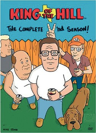 King Of The Hill - Season 2
