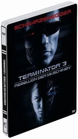 Terminator 3 - Steelbook ,