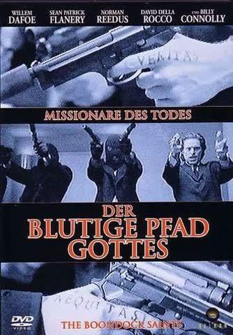 Der Blutige Pfad Gottes (The Boondock Saints) (uncut) (German Import)