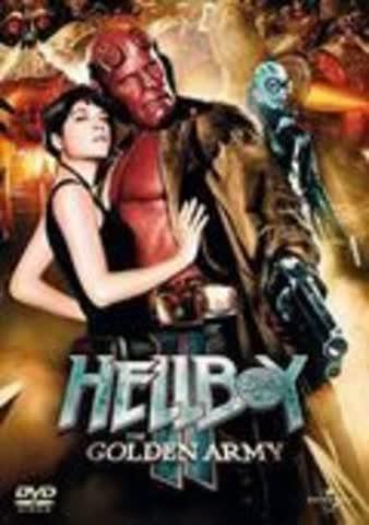 """DVD """" Hellboy die Goldene Armee"""""""