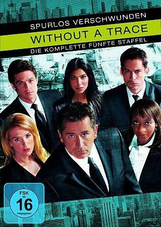 Without A Trace: Spurlos Verschwunden - Season 5