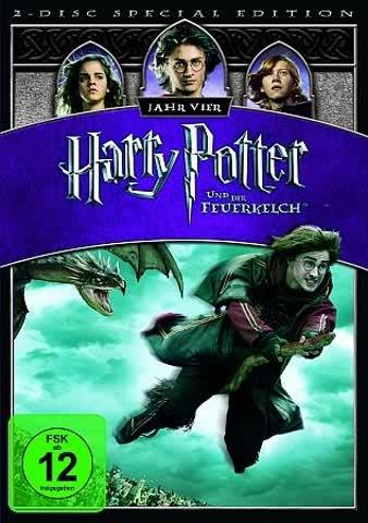 DVD * Harry Potter und der Feuerkelch [Import allemand]