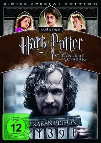 Harry Potter und der Gefangene von Askaban [Special Edition] [2 DVDs]
