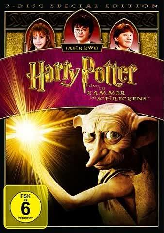 DVD * Harry Potter und die Kammer des Schreckens (2 Discs) [Import allemand]