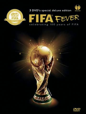 FIFA Fever - 3 DVD Box [Deluxe Special Edition]