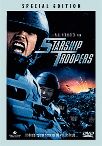 Starship Troopers (Special Edition) [Import allemand]