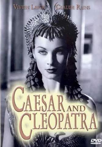 Caesar And Cleopatra (Vivian Leigh) [Import allemand]