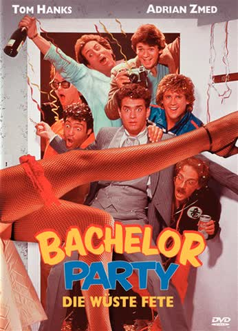 Bachelor Party - Die Wste Fete