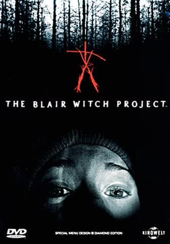 BLAIR WITCH PROJECT-SINGLE EDI [DVD] [1999]