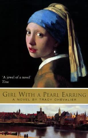 Girl With a Pearl Earring.
