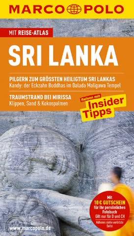 Sri Lanka: Reisen mit Insider-Tipps. Mit Reiseatlas
