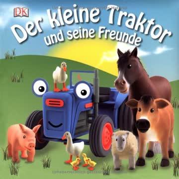 Der kleine Traktor und seine Freunde