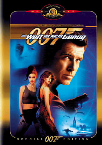 James Bond 007 - The World Is Not Enough [DVD] [Import]
