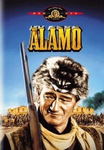 Alamo [DVD] [1960]