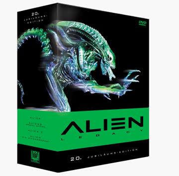 Al¡en-legacy Box (5-dvd-k)