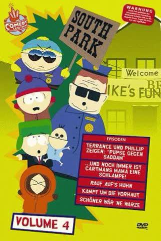 South Park: DVD-Volume 04 (2. Staffel)