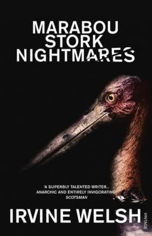 Marabou Stork. Nightmares