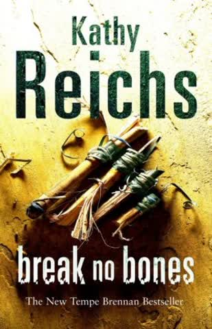 Break No Bones. (Arrow)
