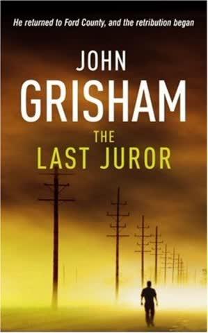 The Last Juror. (Arrow) (Arrow)