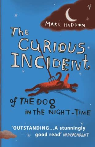 The Curious Incident of the Dog in the Night-Time. (Vintage)