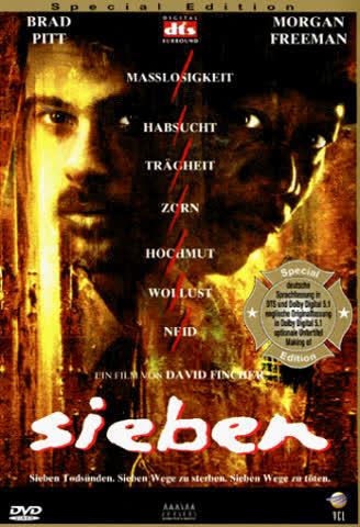 Sieben (DTS) [Special Edition]