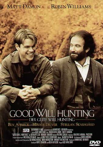Good Will Hunting [DVD] [1998]