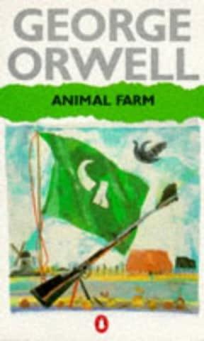 Animal Farm. A Fairy Story.: A Fairy Story