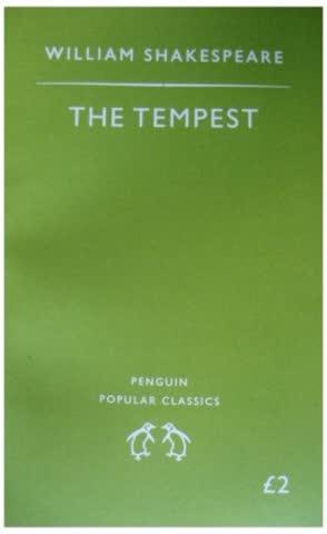 The Tempest. (Penguin Popular Classics)