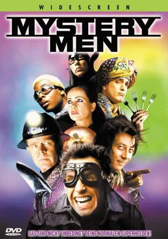 Mystery Men [DVD] [Import]