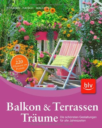 Balkon- und Terrassen-Träume: Die schönsten Gestaltungen für alle Jahreszeiten