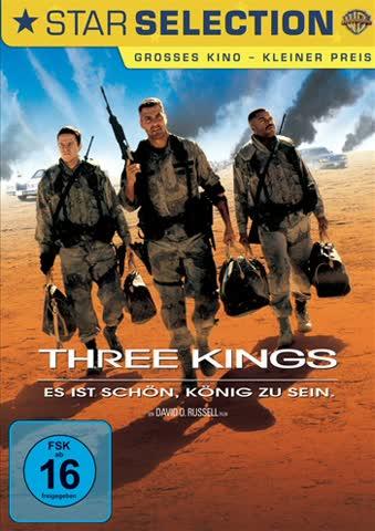 Three Kings [DVD] [2000]