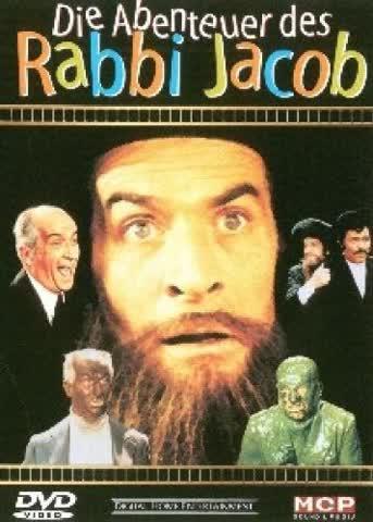 Die Abenteuer des Rabbi Jacob [DVD]
