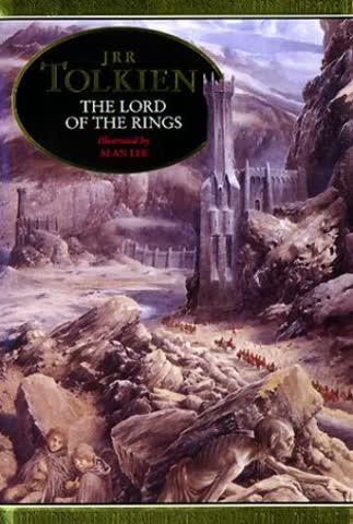 The Lord of the Rings 1/3: 3v.in Lv