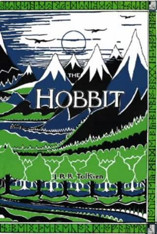 The Hobbit or There and Back Again.