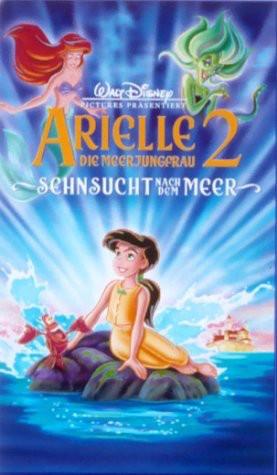 Arielle, die Meerjungfrau 2: Sehnsucht nach dem Meer [VHS]