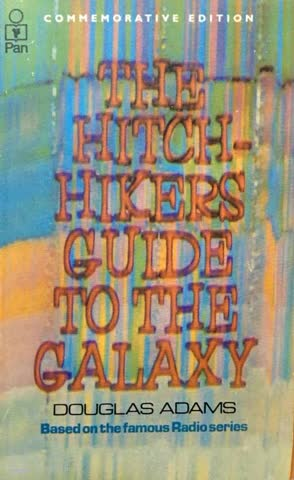 The Hitchhiker's Guide to the Galaxy. (The Hitch Hiker's Guide to the Galaxy)