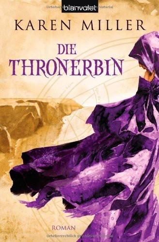 Die Thronerbin: Roman
