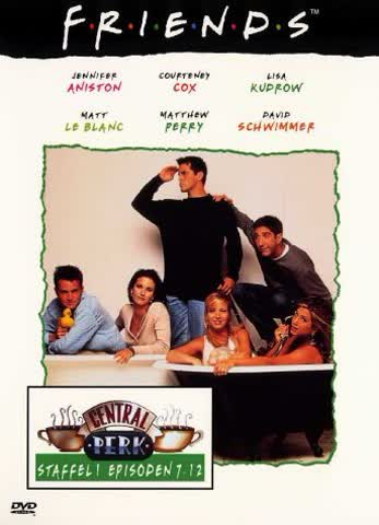 Friends, Staffel 1, Episoden 07-12