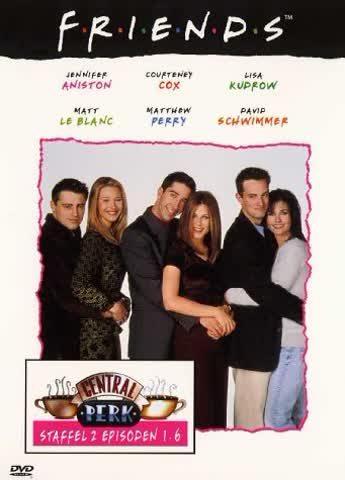 Friends, Staffel 2, Episoden 01-06
