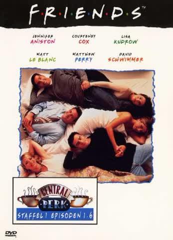 Friends, Staffel 1, Episoden 01-06