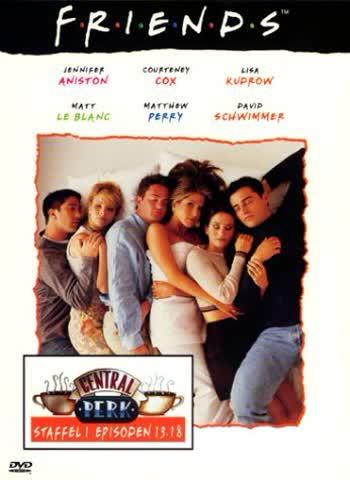 Friends, Staffel 1, Episoden 13-18
