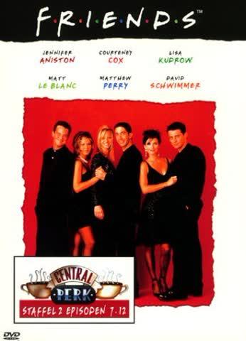 Friends, Staffel 2, Episoden 07-12